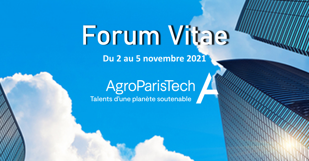 Forum Vitae AgroParisTech