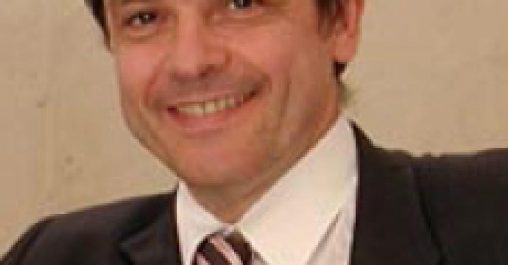 Louis Vogel, président de l'Université Panthéon-Assas Paris-II et président de la Conférence des présidents d'Université (CPU)