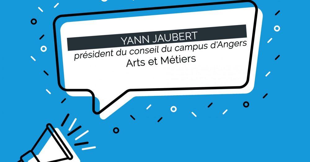 Arts et Métiers : Yann Jaubert nommé nouveau président du conseil du campus d'Angers