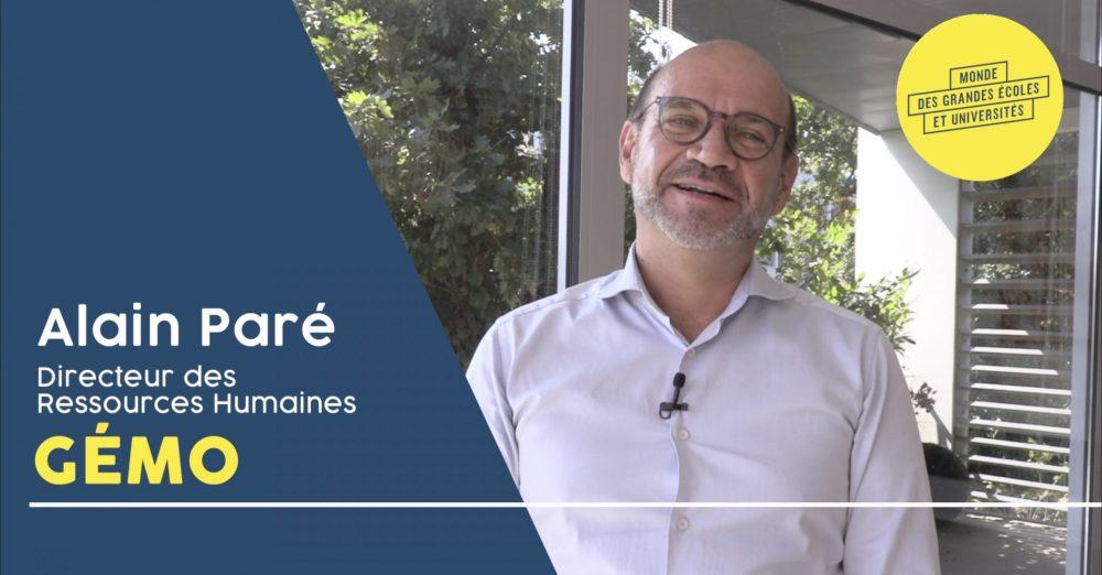 Interview vidéo Alain Paré