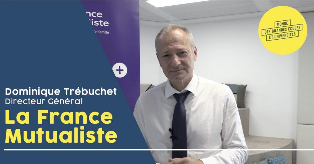 Interview vidéo Dominique Trébuchet La France Mutualiste