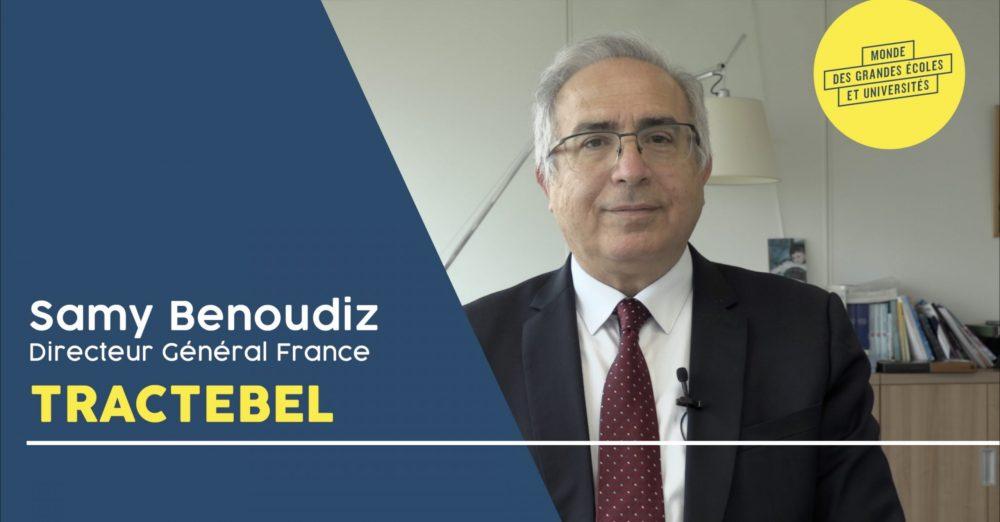 Samy Benoudiz Tractebel
