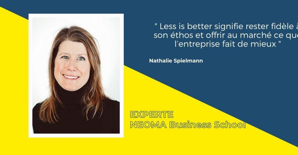 Nathalie Spielmann note que le marché du green reste complexe à aborder malgré un développement massif des initiatives pro environnement de la part des entreprises