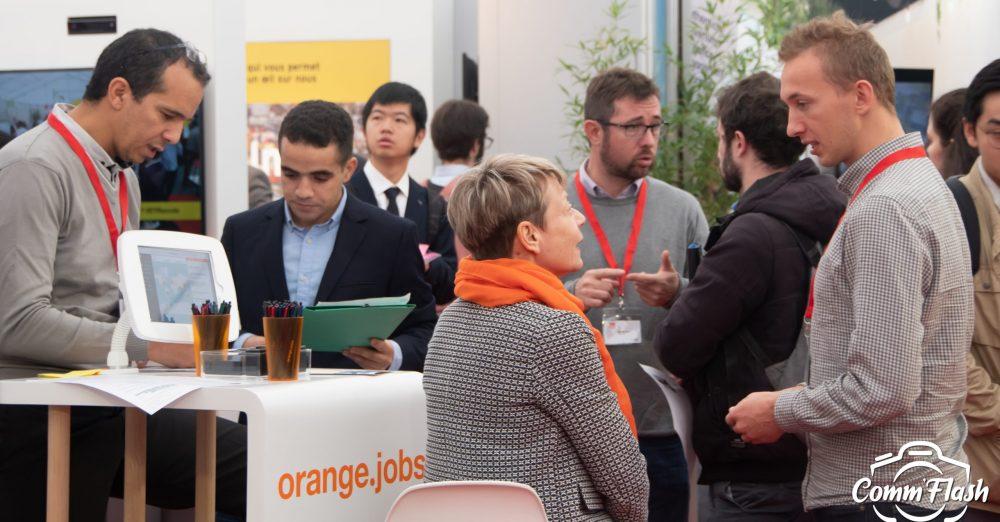 Trouvez votre alternance, stage ou premier job grâce au Forum Rencontre organisé par des étudiants de Centrale Lille.