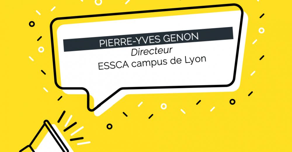 Pierre-Yves Genon prend la direction du campus lyonnais de l'ESSCA