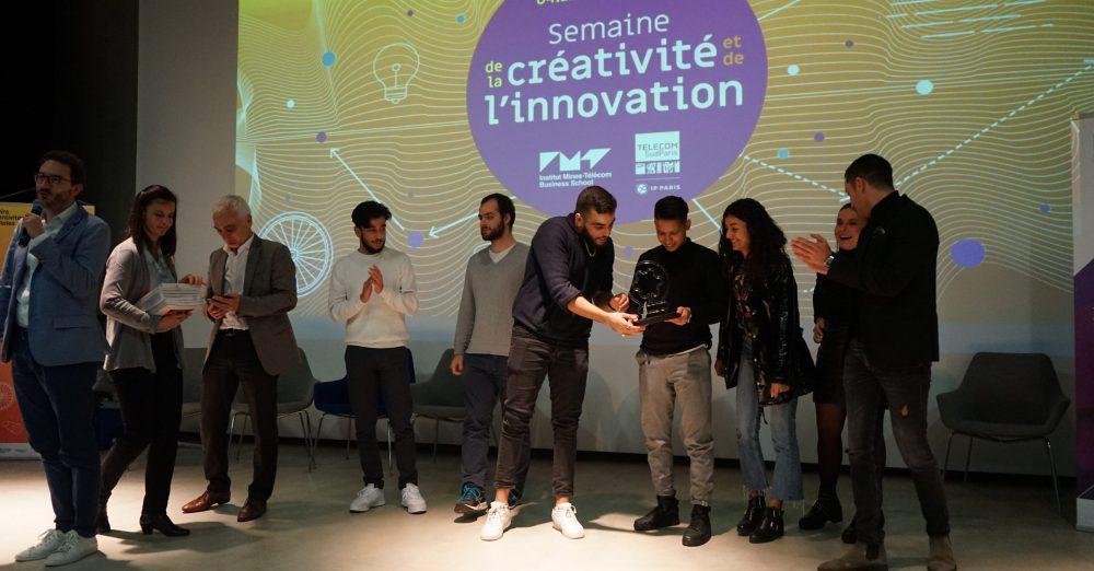 La Semaine de la Créativité et de l'Innovation a lieu chaque année.