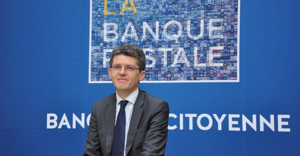 Vincent Leclerc (École Centrale Paris 93), directeur Performance et Changement de la Banque Postale (c) Julien Millet