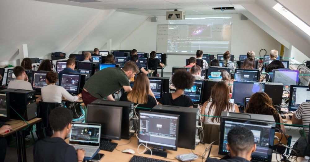 Ecoles du numérique en 2021