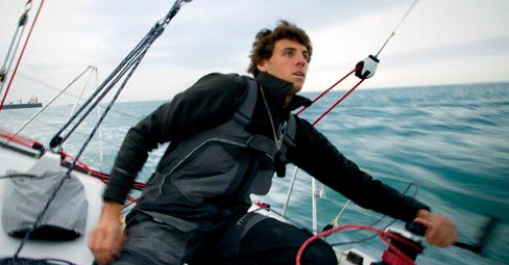 Tanguy Le Turquais, skipper de l'édition 2012
