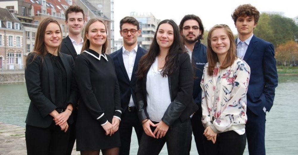 IÉSEG CONSEIL Lille : la Junior-Entreprise