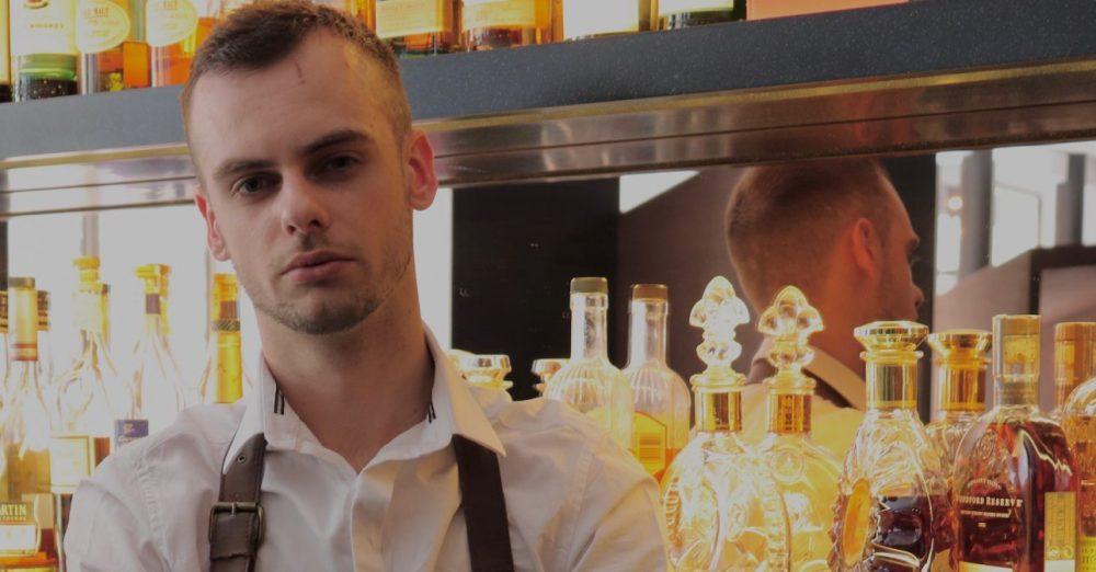 Simon Quentin, gagnant du #BeMixo Student Challenge  (L'abus d'alcool est dangereux pour la santé, consommez avec modération)