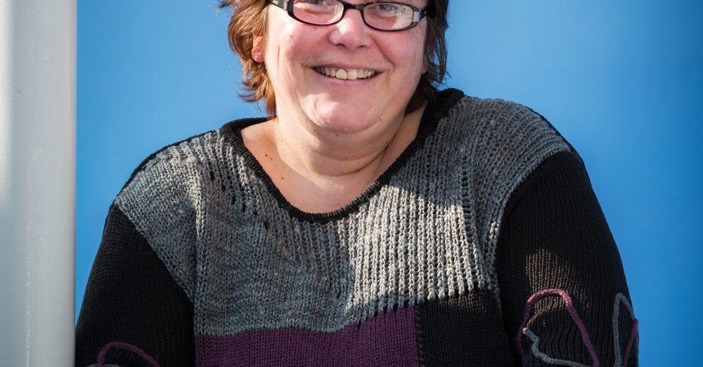Judith Sausse professeure en géosciences aux Mines Nancy