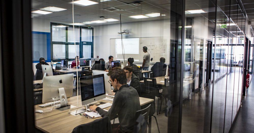 Les 10 laboratoires ont été rénovés à l'été 2018© EFrei Paris