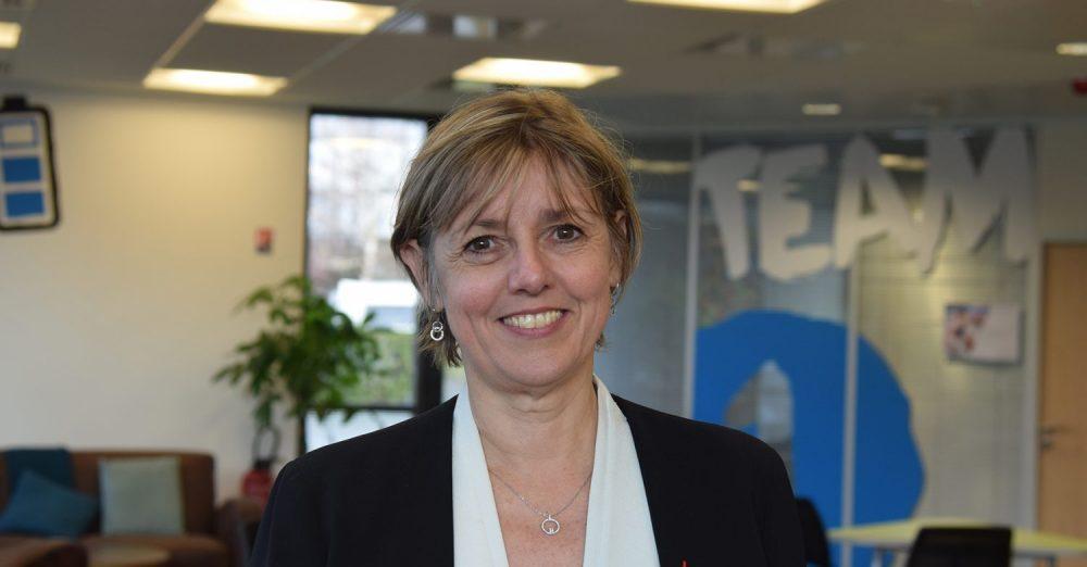 Sylvie Retailleau Présidente de l'Université Paris-Saclay