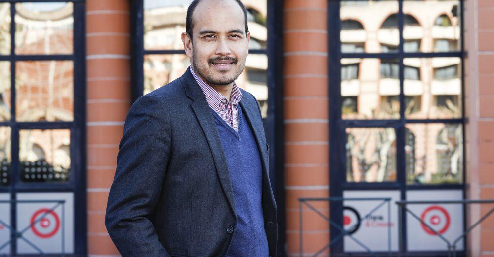 Michael Laviolette, professeur à TBS