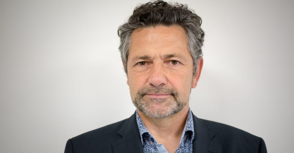Xavier Harlé, ingénieur en agriculture, diplômé d'un 3è cycle en gestion de projets IAE promotion 87, aujourd'hui Directeur Général de Ternoveo