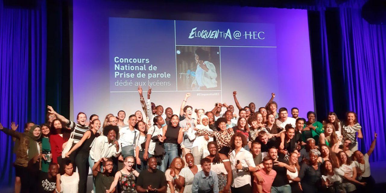 Medhy Naamane, 17 ans et déjà à l'honneur à HEC Paris !