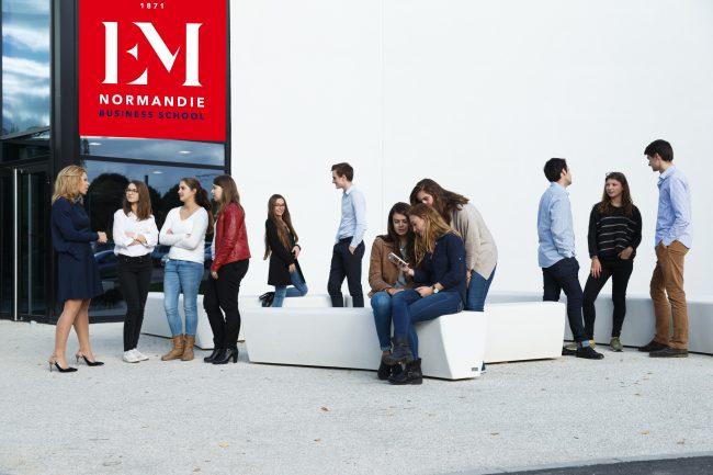 What's new at EM Normandie ? – Rencontre avec Elian Pilvin