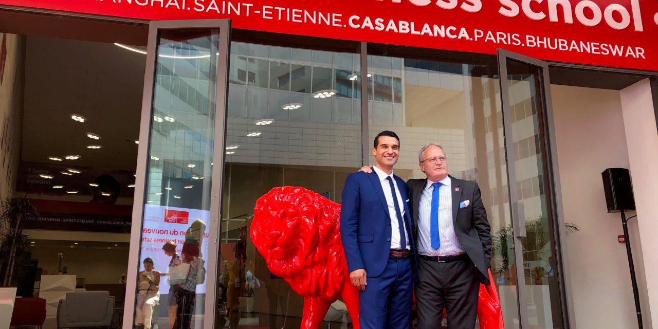 Avec son nouveau campus de Casablanca, emlyon prend la route de l'Afrique