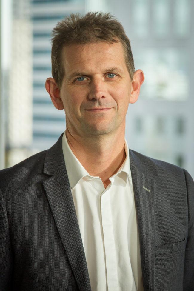 Emmanuel Peter (co-directeur de l'IIM) @Jonathan Riquier