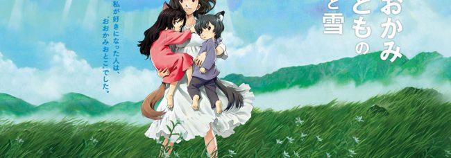 [#PopTaCulture] Les Enfants loups, Ame et Yuki