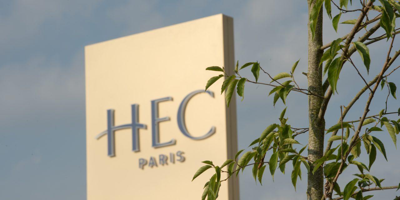 Faites le pari des Parisiennes – HEC Paris – Interview du Dean : Eloïc Peyrache