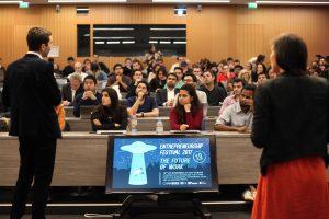 Osez l'entrepreneuriat avec ESCP Europe !
