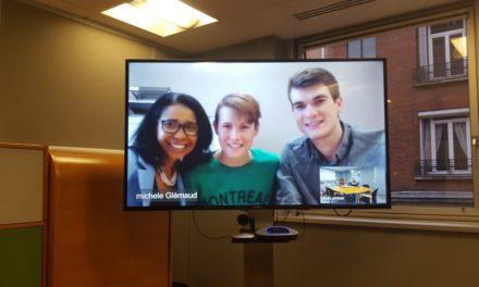Montréal rayonne sur le monde étudiant