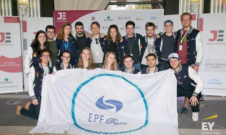 [Une JE a la Une] EPF Projets Sceaux : l'énergie d'entreprendre