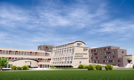 A Cachan, l'EPF école d'ingénieur·e·s acquiert le bâtiment d'Alembert de l'ENS Paris-Saclay pour s'y installer fin 2021
