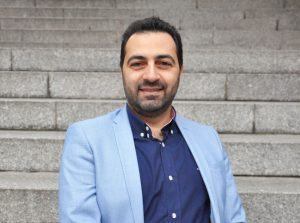 Rabih Haddad est le responsable des Programmes Internationaux à l'EPITA