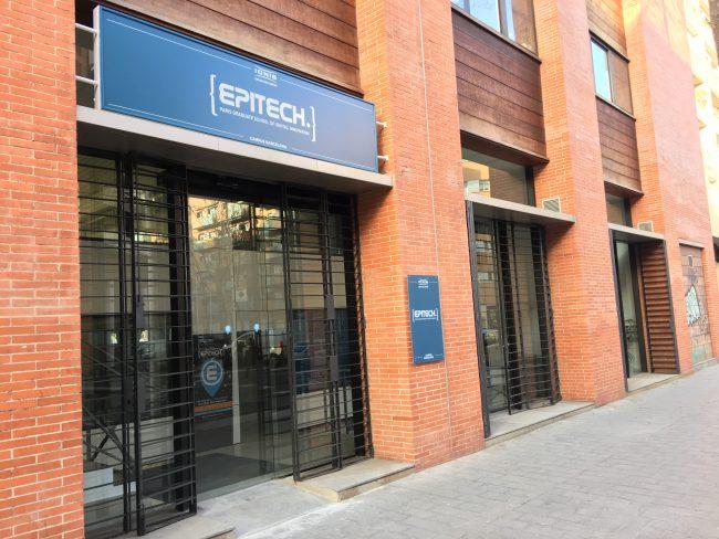 Campus de Barcelone © Epitech
