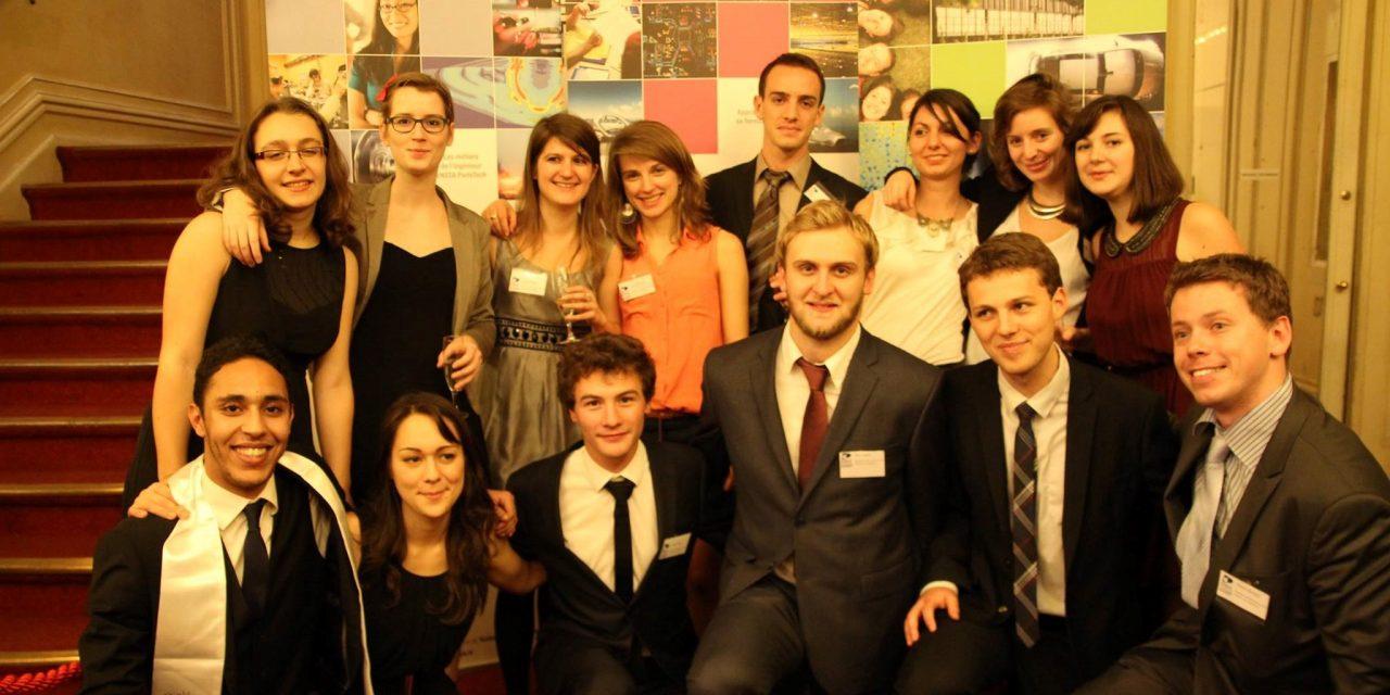 Un dispositif de parrainage alumni/étudiants mis en place par des jeunes dip' de l'ENSTA ParisTech