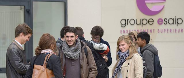 esaip d'Angers: ouverture d'une filière Ingénieur cybersécurité en apprentissage et en formation continue