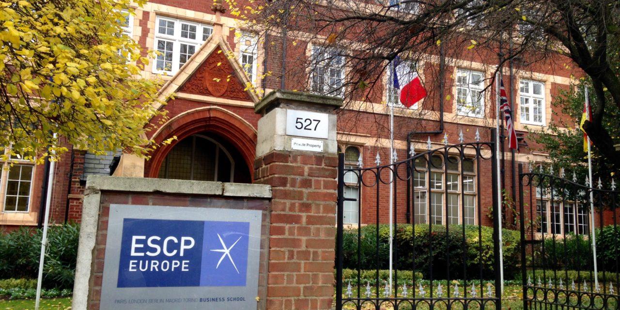 « Les étudiants du Bachelor de ESCP Europe sont les managers multiculturels du futur »