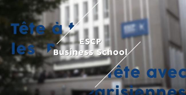[LES PARISIENNES] : Découvrez le campus d'ESCP Business School