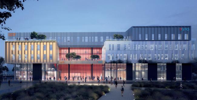 Les nouveaux campus près de chez vous