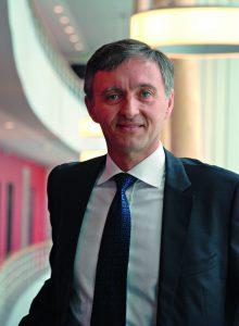Olivier Paillet, directeur de l'ESEO ©ESEO