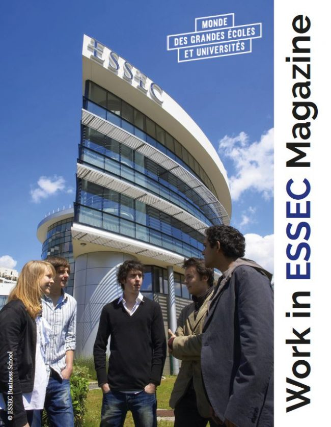 Work in ESSEC Magazine