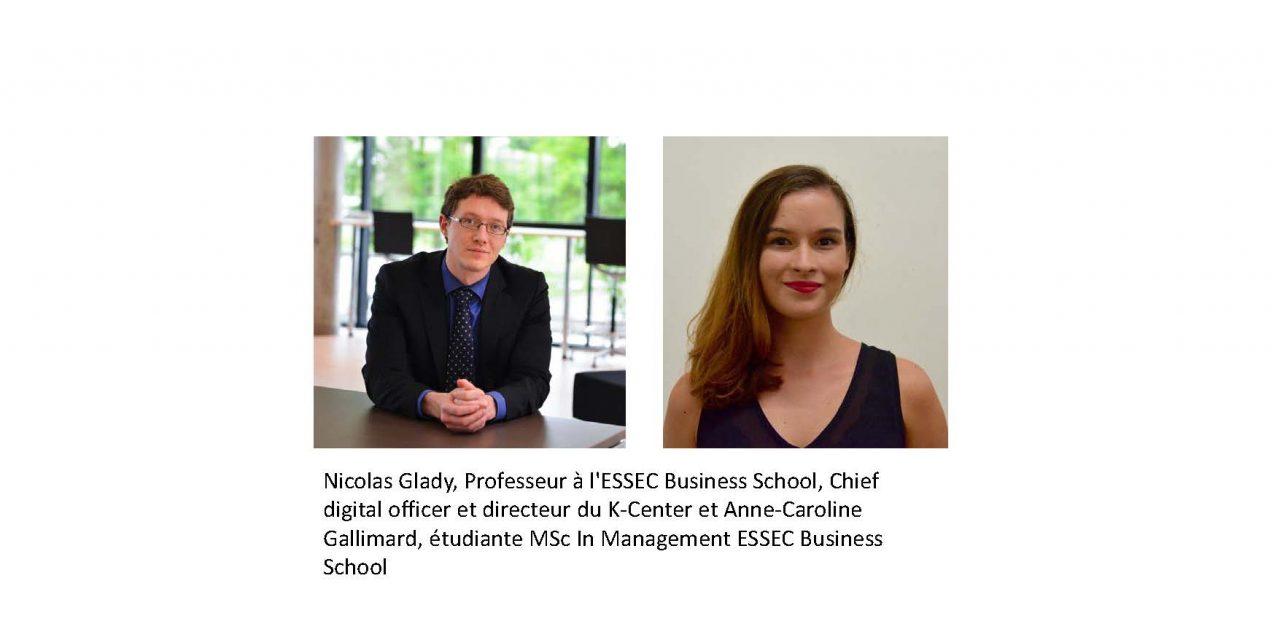 ESSEC Business School : la fin des frictions du quotidien grâce au digital : « tout, tout de suite »