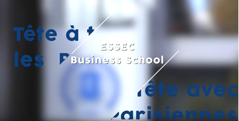 [LES PARISIENNES] Découvrez le campus d'ESSEC Business School