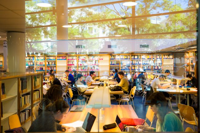 La diversité des étudiants : un engagement de Grenoble Ecole de Management (GEM) porté par son DG Loïck Roche – Crédit Agence Prisme / Pierre Jayet