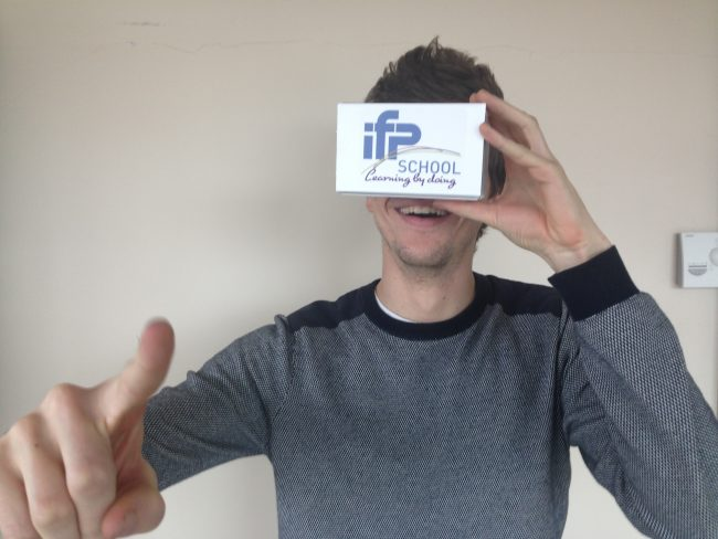 Vis ma vie de prof à IFP School