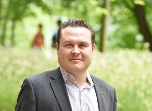 Florian Paris (ESTP 98), Directeur financier d'Autogrill® France