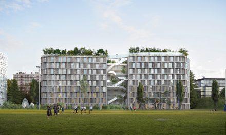 Fondation de Chine à la Cité internationale Choix de l'architecte lauréat