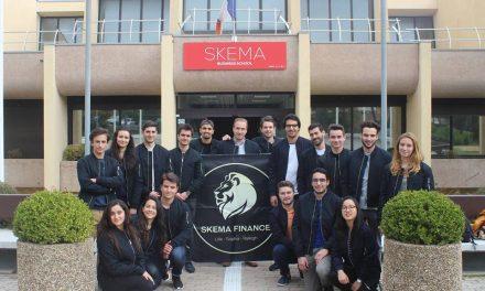 Plongée dans la finance de marché, avec SKEMA Finance @Sophia Antipolis