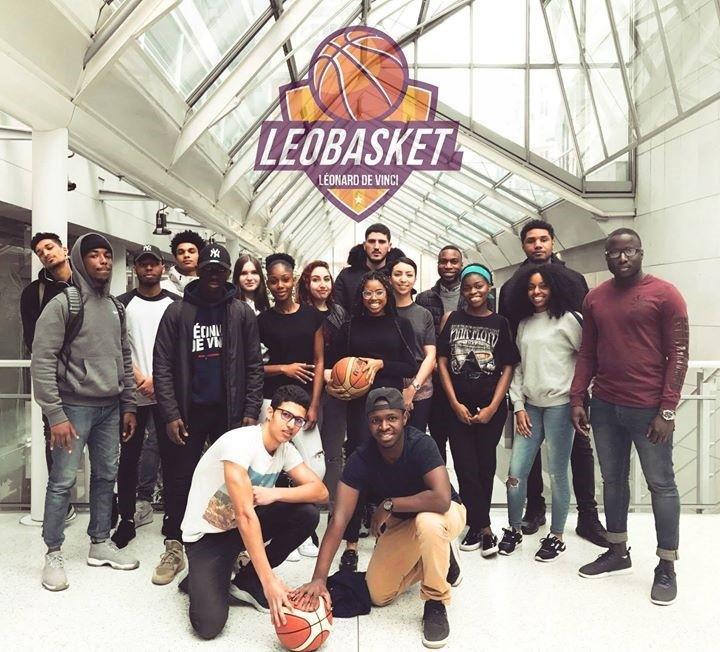 Léo Basket EMLV