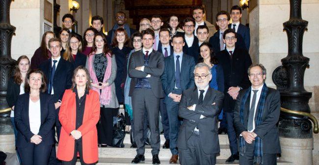 Résultats historiques pour la Prép'ENA Paris 1 – ENS en 2018