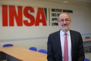 L'INSA Lyon a pensé le « monde d'après »… avant ! L'interview de Frédéric Fotiadu