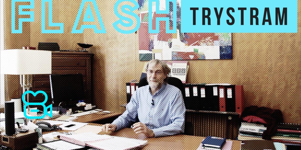 Interview Flash – Gilles Trystram, AgroParisTech